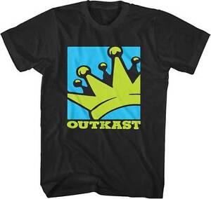 OUTKAST - Crown Logo - T SHIRT S-M-L-XL-2XL Brand New ...