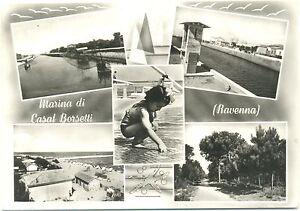 MARINA DI CASAL Borsetti Vedutine (Ravenna) 1963 EUR 5