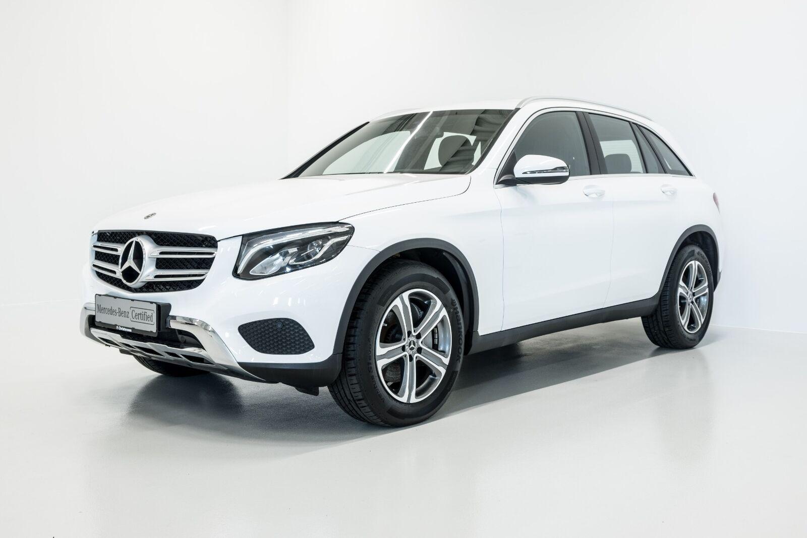 Mercedes GLC220 d 2,2 aut. 4-M 5d - 599.900 kr.