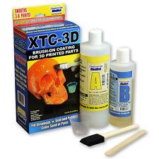 Kit Resina XTC-3d 180gr finitura stampe 3d PLA,ABS,LAYWOOD stampante 3d RepRap