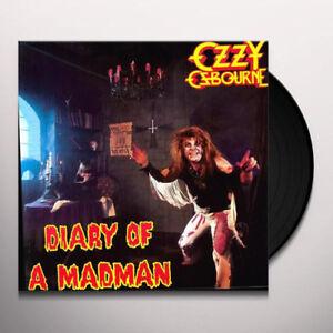 Ozzy-Osbourne-Diary-Of-A-Madman-New-Vinyl-LP-180-Gram-Rmst