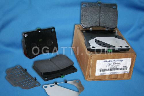 BRAND NEW OEM FRONT BRAKE PAD MAZDA 323 1990-1991 MX-3 MAZDA PROTEGE 1990-1997