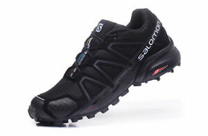 Mens-Salomon-Speedcross-4-Athletic-Running-Sports-Outdoor-Hiking-Trainers-Shoes
