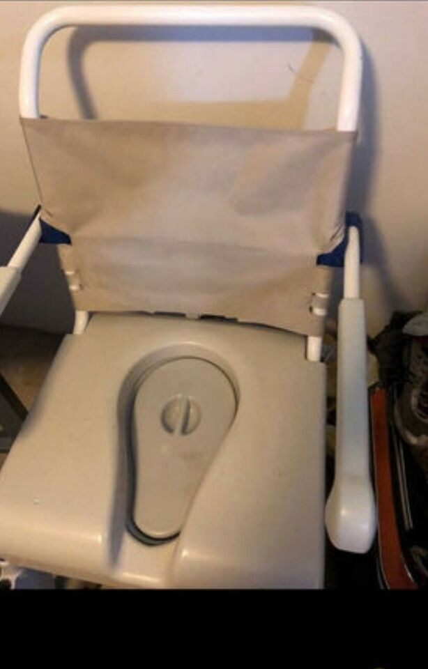 Toiletstol