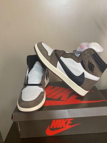 Nike Air Jordan 1 High Retro OG Travis Scott  Size