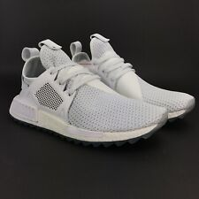 daac12f18776f Adidas Men s NMD XR1 Trail Titolo Celestial White White Shoes BY3055 Size  12.5