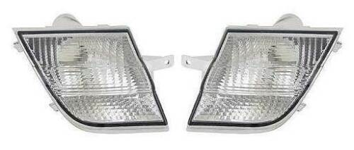 For Nissan Micra Mk4 K12 2003-2006 Clear Front Indicator Pair Left /& Right