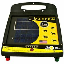 Esp10mz 10mile Solar Low Impedance Electric Fence Fence Charger