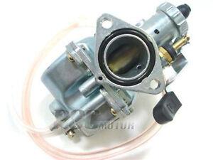 Details about Mikuni Carburetor Carb 22mm 26mm Pit Bike 110cc 125cc 140cc  150cc M CA06