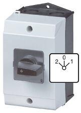 Moeller-Eaton Nockenschalter-Gruppen-Umschalter 3/4/4KW T0-3-8212/I1