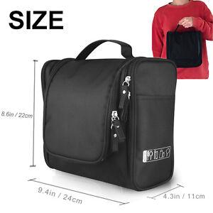 Travel Toiletry Bag Waterproof Bathroom Shower Bags with ...