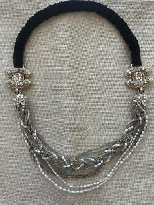 Chanel-Special-Limited-Edition-Head-Piece-Headband-Hair-Jewelry-Pearl
