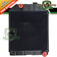 C7nn8005e New Radiator For Ford Tractor 5000 5100 5200 5600 6600 7000 7100 7200