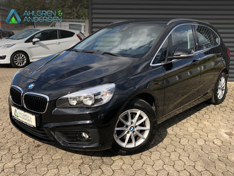 BMW 218d 2,0 Active Tourer Advantage aut. 5d