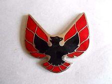 Vintage Pontiac Firebird Trans Am Enamel Emblem Possibly for a Belt Buckle