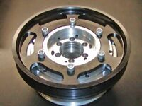 2012-14 Camaro Zl1 Supercharged 9.55'' Adjustable Crank Pulley With Iw 890/1000
