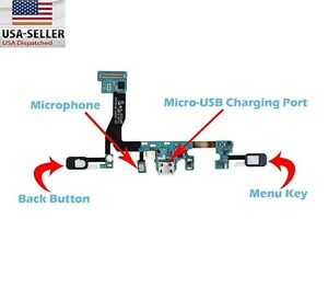 Samsung Galaxy S7 Edge Charger Charging Port Flex Cable