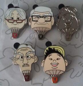 Up-Hot-Air-Balloons-2014-Hidden-Mickey-Series-Set-WDW-Choose-a-Disney-Pin