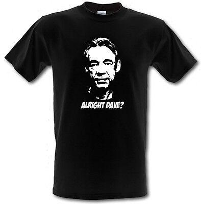 Del boy Nags Head Birthday Small Trigger OFAH ALRIGHT DAVE T-shirt
