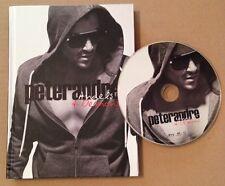 Peter Andre - Angels & Demons Deluxe Ltd Edition Hardback Book & Cd Set Rare!