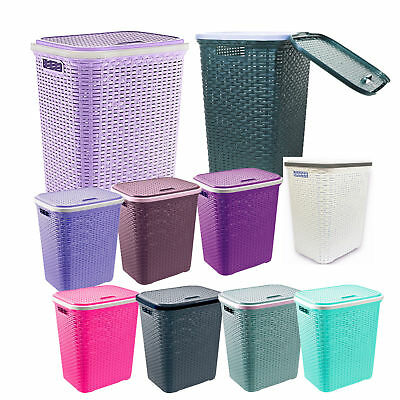 Large Laundry Basket Washing Clothes
