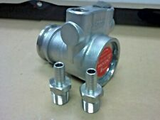 Procon Pump Stainless Steel 15 To 140 Gph 250 Max Psi 38 Barb