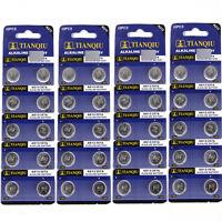 40 x AG13 LR44 SR44 L1154 357 A76 Alkaline batteries button cells watch camera