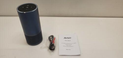 Smart Speakers AVGO Wi-Fi Bluetooth Speaker with Amazon Alexa ...
