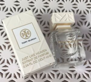 bafb5c7fa466 New TORY BURCH JUST LIKE HEAVEN 7ml .24oz EDP Women Eau De Parfum ...