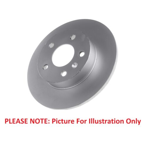 Eicher 09.5728.10 Front Right Left Brake Disc Kit 2 Pieces 280mm Diameter Vented