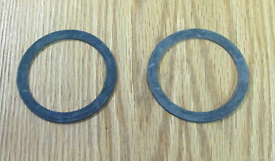 1955 2nd-1959 Chevrolet Chevy Panel Suburban Taillamp Body Gaskets Made in USA