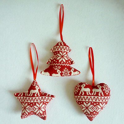 1Pc Christmas Tree Decoration Xmas Holiday Party Hanging Ornament Decor DIY