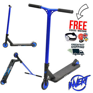 Invert-TS2-AL-Kids-Stunt-Scooter-Black-Anodised-Blue