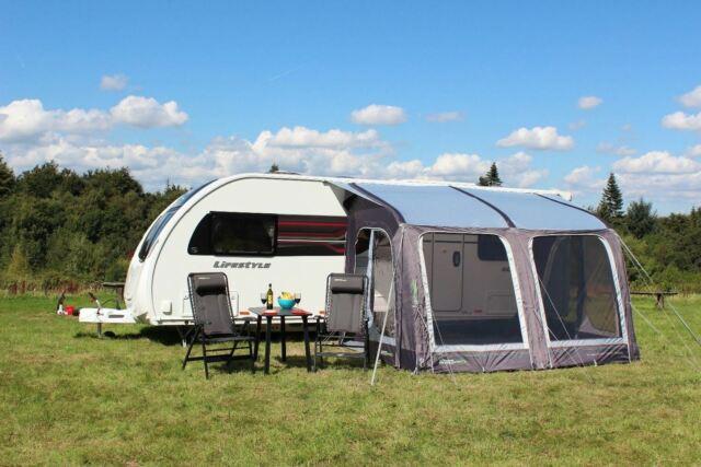 Outdoor Revolution E Sport Air 325 Inflatable Caravan ...