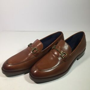 57a9b8fa6d8 Image is loading Cole-Haan-Mens-Henry-Grand-Bit-Loafer-British-