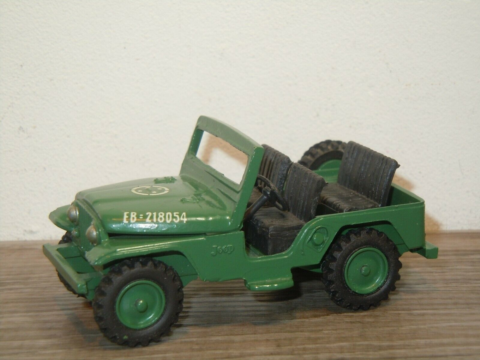Jeep Ford Army - Minic A-1 Brazil 1 43 37679