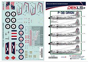 1-72-P3B-Orion-RAAF-Includes-039-B-Keeper-039-Retirement-Decal-DEKL-039-s-II