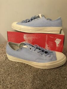 Details about Converse Chuck Taylor All Star 70 Ox Mens Terry Pack BlueWhite 160097C NEW Sz 7