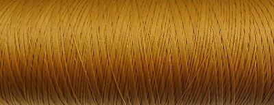 Thread T-70 Bonded Nylon100 yds Gold   A&E Made in the US