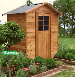 Cedar-Shed-Richmond-6x4-ft-1-9Mx1-2M-Timber-wooden-garden-shed-FREE-FREIGHT
