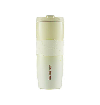 Starbucks Korea 2020 Spring Limited SS Spring Yellow Coldcup Tumbler 473ml
