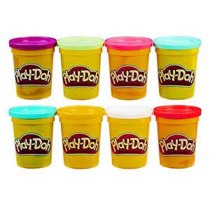 Play-Doh-8-pots-de-pate-a-modeler