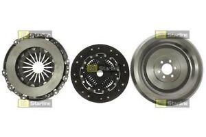 Vw-Caddy-1-9-Tdi-77kw-Kit-frizione-Volano-monomassa-motore-Bkc-Bls-Bxe