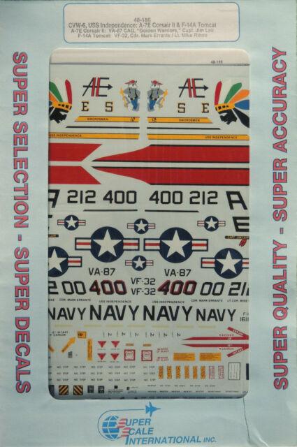 65578 Italeri 2797 A-7E Corsair II Bausatz 1:48 NEU in OVP