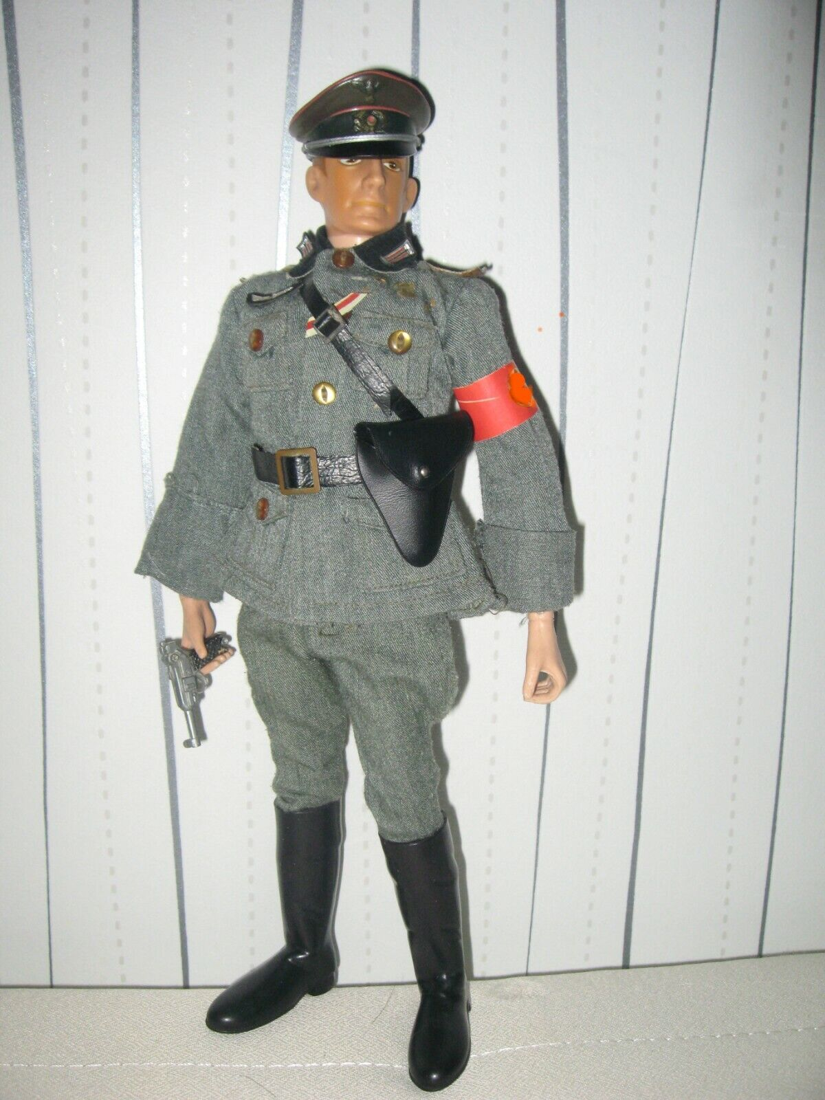 Vintage Japanese Japanese 1970 Takara New GI Joe  German officer rare C8