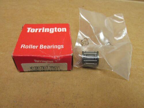 TORRINGTON K13X17X17 NEEDLE ROLLER BEARING K 13x17x17 FKIV1 13x17x17 mm USA