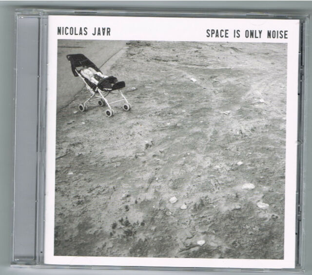 NICOLAS JAAR - SPACE IS ONLY NOISE - CD 14 TRACKS - 2011 - COMME NEUF