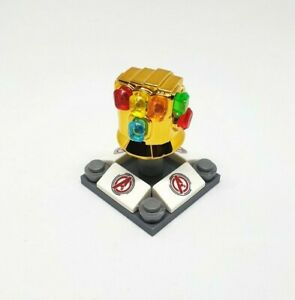 Lego-Fit-Infinity-Stones-Gauntlet-With-Avengers-Thanos-War-Minifigures-Chrome-UK