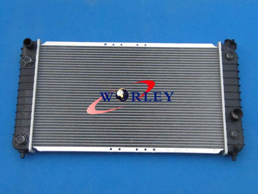 Radiator for 1996-2001 GMC Jimmy SONOMA 04 1996-2005 Chevrolet Blazer 96-04 S10