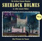 Sherlock Holmes - Neue Fälle 23. Die Prinzen im Tower (2016)